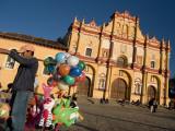 San Cristobal Cathedral, San Cristobal De Las Casas, Chiapas Province, Mexico Photographic Print by Michele Falzone