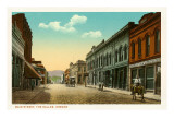 Main Street, The Dalles, Oregon Prints
