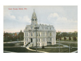 Marion County Courthouse, Salem, Oregon Prints