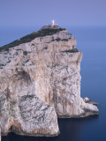 Lighthouse, Capo Caccia, Sardinia, Italy Photographic Print by Doug Pearson