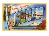 Season's Greetings from Oregon Prints