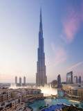 United Arab Emirates (UAE), Dubai, the Burj Khalifa Photographic Print by Gavin Hellier