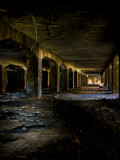 Coal Bunker Photographic Print by Nathan Wright
