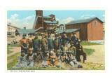 Old Time Breaker Boys, Child Labor Prints