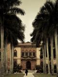 USA, Florida, Sarasota, Ringling Museum, Ca D'Zan, John Ringing Mansion Photographic Print by Walter Bibikow