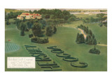 Hershey Golf Course, Hershey, Pennsylvania Print
