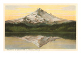 Mt. Hood, Lost Lake, Oregon Prints