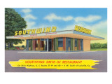 Southwind Drive-In, Roadside Retro Prints