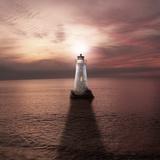 The Keeper of the Light Photographie par Luis Beltran