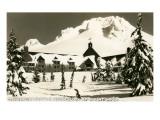 Timberline Lodge, Mt. Hood, Oregon Posters