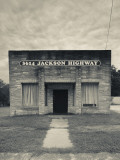 USA, Alabama, Muscle Shoals Area, Sheffield, Muscle Shoals Sound Studios, Recording Studio Fotografie-Druck von Walter Bibikow