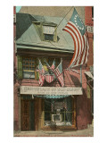 Betsy Ross House, Philadelphia, Pennsylvania Prints