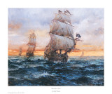 Black Bart's Fleet Prints by Andy Thomas
