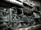 Stephen Arens - Train Strain - Fotografik Baskı