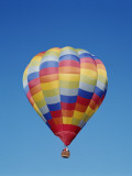 Hot Air Balloon, Albuquerque Balloon Fiesta, Albuquerque, New Mexico, USA Photographic Print by Steve Vidler