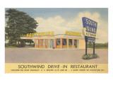 Southwind Drive-In, Roadside Retro Posters