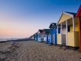 UK, England, Essex, Thames Estuary, Southend, Shoeburyness Photographie par Alan Copson