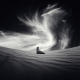 Desierto Fotografie-Druck von Luis Beltran