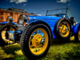 Bugatti Photographic Print by Stephen Arens