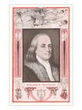 Benjamin Franklin Art