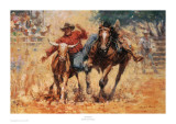 Geronimo Posters by John Austin Hanna