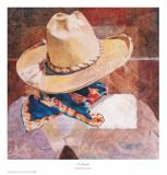 Linda Loeschen - The Dandy - Poster