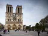 Notre Dame Cathedral, Paris, France Photographic Print by Jon Arnold