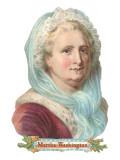 Portrait of Martha Washington Prints