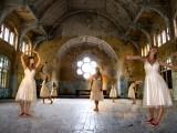 Dancing Lady Fotografisk trykk av Nathan Wright
