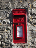 England, Red Letterbox Photographic Print by Steve Vidler