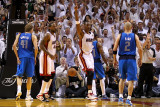 Dallas Mavericks v Miami Heat - Game One, Miami, FL - MAY 31: Chris Bosh Photographic Print by Mike Ehrmann
