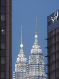 Petronas Towers, Kuala Lumpur, Malaysia Photographic Print by Ian Trower