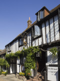 England, East Sussex, Rye, Mermaid Street, Mermaid Inn Photographic Print by Steve Vidler