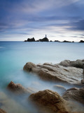 Corbiere Lighthouse, Jersey, Channel Islands, UK Photographic Print by Gavin Hellier