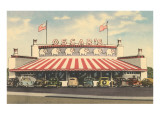 Oscar's Drive-In, Roadside Retro Prints