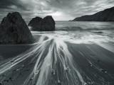 Riffshare Fotografie-Druck von David Baker