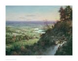 The Lost Sheep Print van Larry Dyke