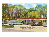 Tallahassee Dining Room, Roadside Retro Posters