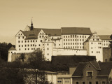 Germany, Saxony, Colditz Castle, Site of Famous Ww2 Pow Prison Camp Photographic Print by Walter Bibikow