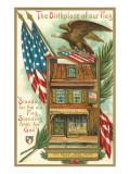 Betsy Ross House Prints