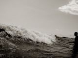 The Bather Photographic Print by Traer Scott