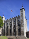 England, London, Tower of London, the White Tower Photographic Print by Steve Vidler