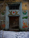 Soviet Door Photographic Print by Nathan Wright