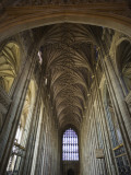 England, Kent, Canterbury, Interior of Canterbury Cathedral Photographic Print by Steve Vidler