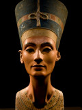 Nefertiti Photographie par Nathan Wright