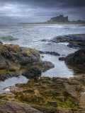 UK, England, Northumberland, Bamburgh Castle Photographic Print by Alan Copson