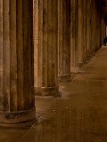 Berlin Columns Photographic Print by Nathan Wright