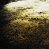 A Lone Figure of a Child on Beach Photographic Print by Clive Nolan
