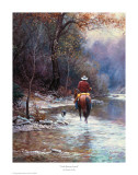 Creek Bottom Search Art by Martin Grelle