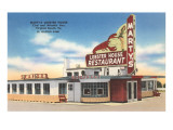 Marty's Lobster House, Virginia, Roadside Retro Prints